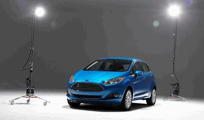 2014 Ford Fiesta 5-door - USA version 64