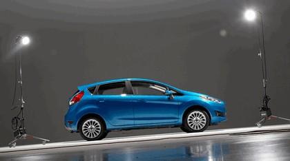 2014 Ford Fiesta 5-door - USA version 68