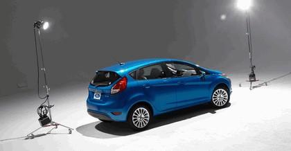 2014 Ford Fiesta 5-door - USA version 74