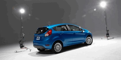 2014 Ford Fiesta 5-door - USA version 76