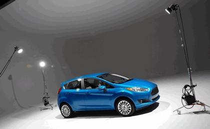2014 Ford Fiesta 5-door - USA version 79