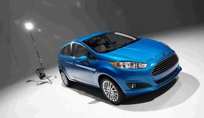 2014 Ford Fiesta 5-door - USA version 81