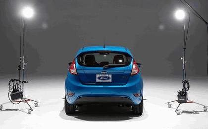 2014 Ford Fiesta 5-door - USA version 82