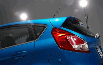 2014 Ford Fiesta 5-door - USA version 87