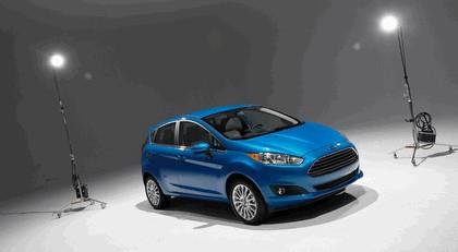 2014 Ford Fiesta 5-door - USA version 91