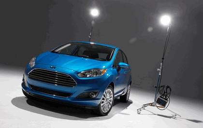2014 Ford Fiesta 5-door - USA version 92