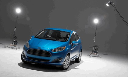 2014 Ford Fiesta 5-door - USA version 94