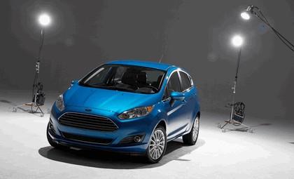 2014 Ford Fiesta 5-door - USA version 95
