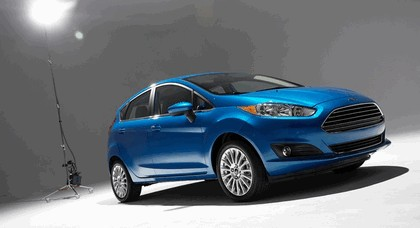 2014 Ford Fiesta 5-door - USA version 103