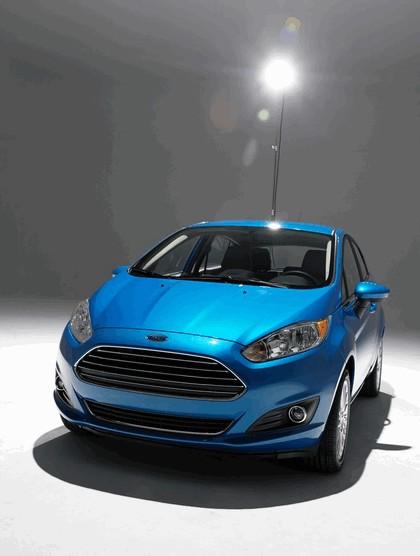 2014 Ford Fiesta 5-door - USA version 108