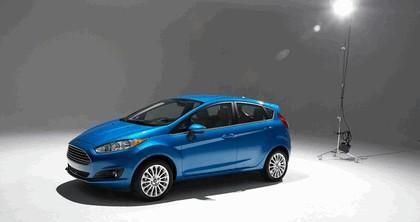 2014 Ford Fiesta 5-door - USA version 110