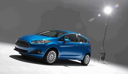 2014 Ford Fiesta 5-door - USA version 113