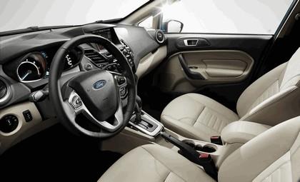 2014 Ford Fiesta 5-door - USA version 117
