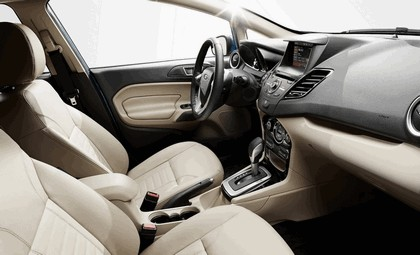2014 Ford Fiesta 5-door - USA version 118