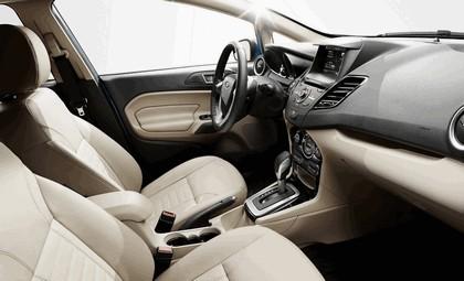 2014 Ford Fiesta 5-door - USA version 119