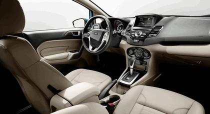 2014 Ford Fiesta 5-door - USA version 121