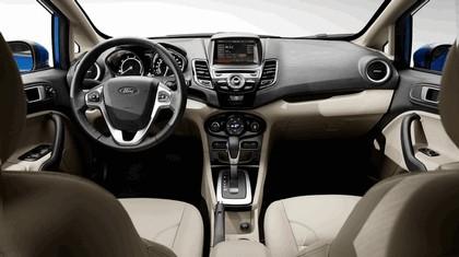 2014 Ford Fiesta 5-door - USA version 122