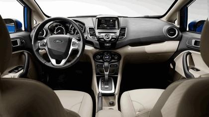 2014 Ford Fiesta 5-door - USA version 123