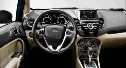 2014 Ford Fiesta 5-door - USA version 125