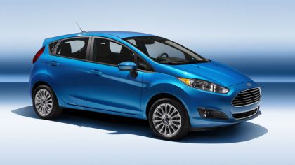 2014 Ford Fiesta 5-door - USA version 7