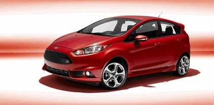 2014 Ford Fiesta ST - USA version 4