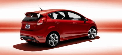 2014 Ford Fiesta ST - USA version 6