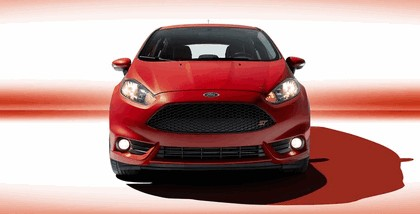 2014 Ford Fiesta ST - USA version 7