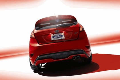 2014 Ford Fiesta ST - USA version 8