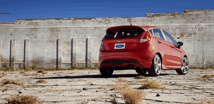 2014 Ford Fiesta ST - USA version 12