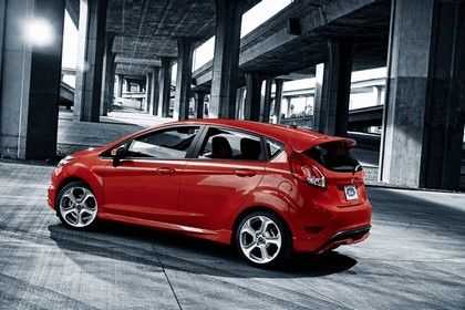 2014 Ford Fiesta ST - USA version 17