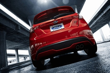 2014 Ford Fiesta ST - USA version 19