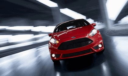2014 Ford Fiesta ST - USA version 25