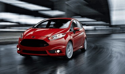 2014 Ford Fiesta ST - USA version 26