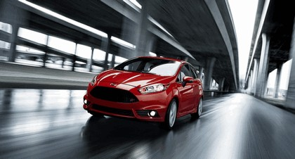 2014 Ford Fiesta ST - USA version 27