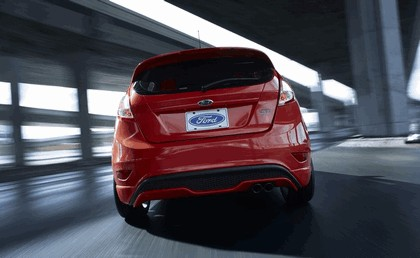 2014 Ford Fiesta ST - USA version 28
