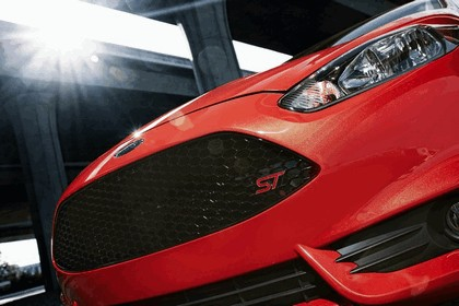 2014 Ford Fiesta ST - USA version 34
