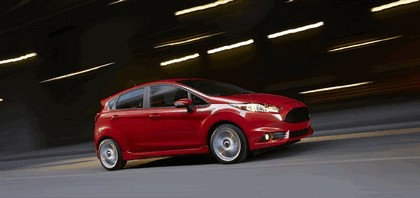 2014 Ford Fiesta ST - USA version 37