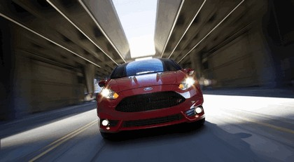 2014 Ford Fiesta ST - USA version 38