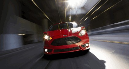 2014 Ford Fiesta ST - USA version 39