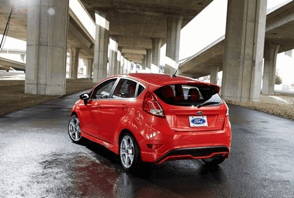 2014 Ford Fiesta ST - USA version 61