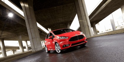 2014 Ford Fiesta ST - USA version 67