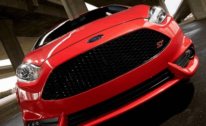 2014 Ford Fiesta ST - USA version 71