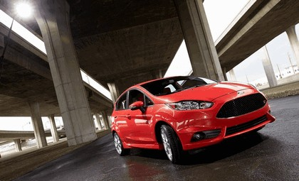 2014 Ford Fiesta ST - USA version 72