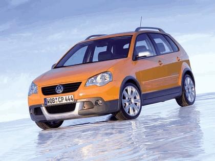 2006 Volkswagen CrossPolo 4