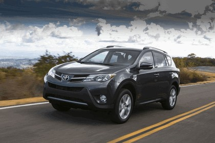 2013 Toyota RAV4 - USA version 1
