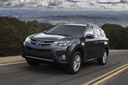 2013 Toyota RAV4 - USA version 2