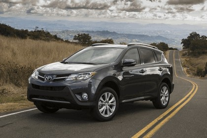 2013 Toyota RAV4 - USA version 4