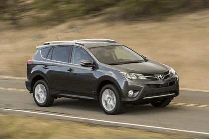 2013 Toyota RAV4 - USA version 8