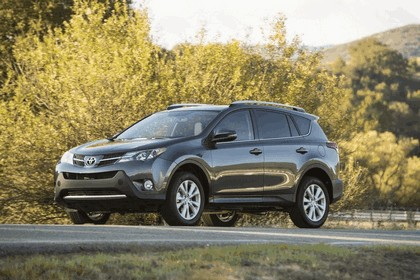 2013 Toyota RAV4 - USA version 10