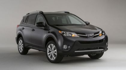 2013 Toyota RAV4 - USA version 5